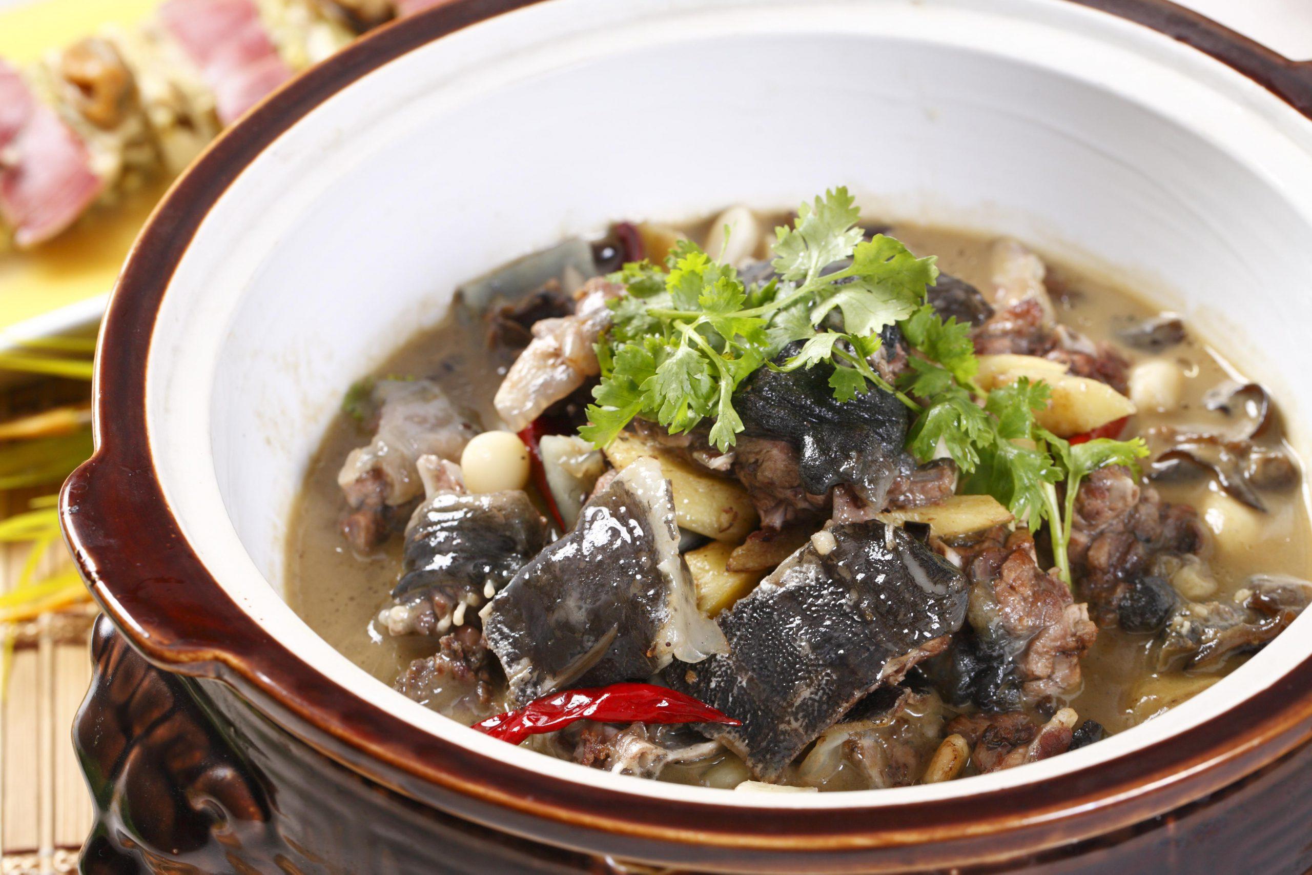 วัฒนธรรมการกินของจีน : อาศรมสยาม-จีนวิทยา